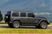 Jeep Wrangler Unlimited New
