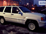 Jeep Grand Cherokee v8 5.2 Limited                                            1993